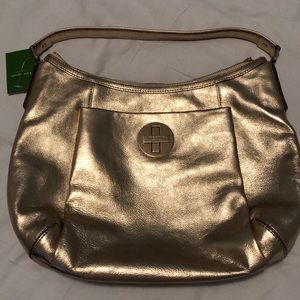 NEW Kate Spade Lori Wrightsville leather hobo bag